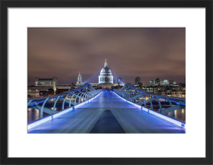 St. Pauls, London by Doug Chinnery