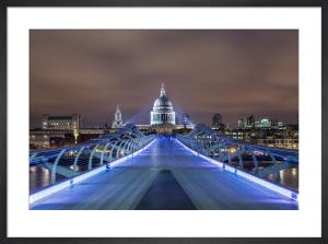 St. Pauls, London by Doug Chinnery