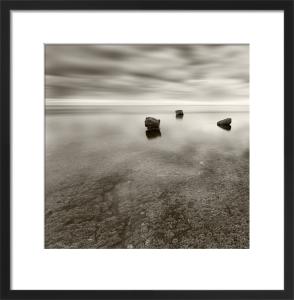 Three Rocks V by Doug Chinnery
