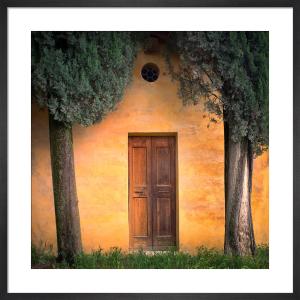 Tuscan Door by Doug Chinnery