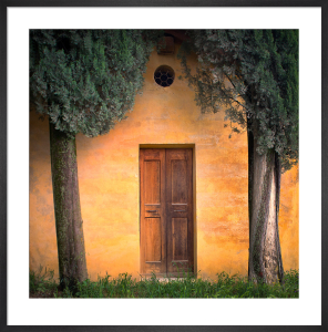 Tuscan Door by Doug Chinnery