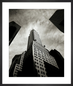 Chrysler Building I by Carl Lyttle