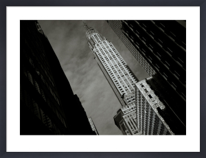 Chrysler Building II by Carl Lyttle