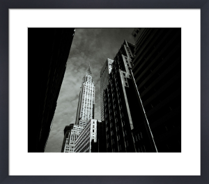 Chrysler Building III by Carl Lyttle