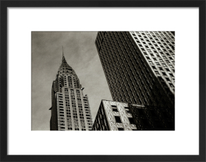 Chrysler Building IV by Carl Lyttle