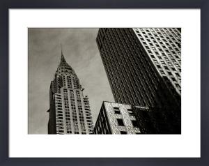 Chrysler Building IV by Carl Lyttle
