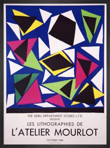 Les Lithographies de l'Atelier Mourlot, 1984 by Henri Matisse