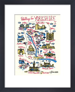 Pedalling For Yorkshire Stage 1 by Julia Gash