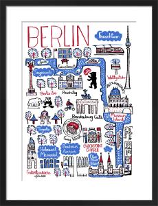 Berlin by Julia Gash