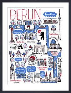 Berlin by Julia Gash