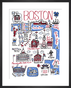 Boston by Julia Gash