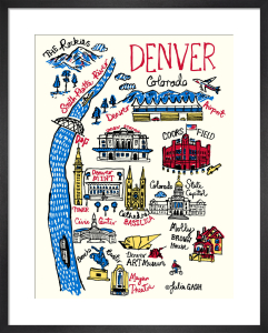 Denver by Julia Gash
