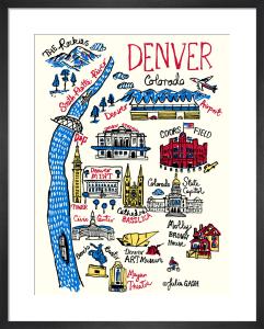 Denver by Julia Gash