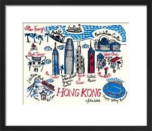 A Snapshot of Hong Kong by Julia Gash