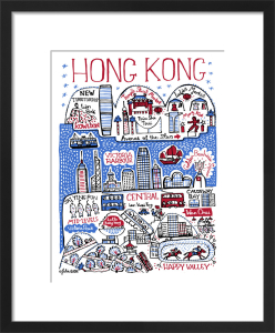 Hong Kong by Julia Gash