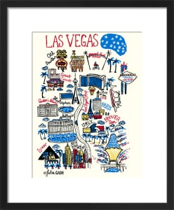 Las Vegas by Julia Gash