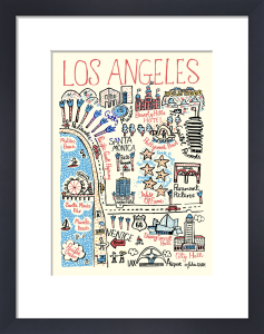 Los Angeles by Julia Gash