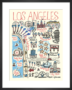 Los Angeles by Julia Gash
