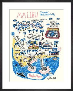 Malibu by Julia Gash