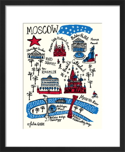 Moscow by Julia Gash