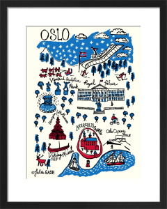 Oslo by Julia Gash