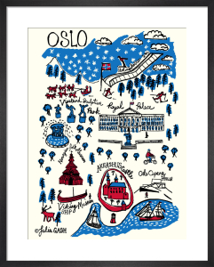 Oslo by Julia Gash