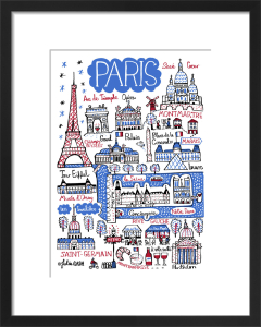 Paris by Julia Gash