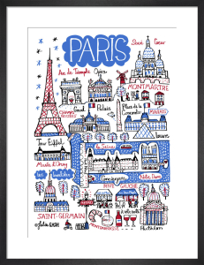Paris by Julia Gash