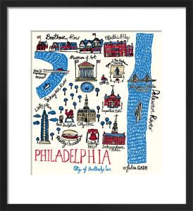 Philadelphia by Julia Gash