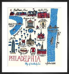 Philadelphia by Julia Gash
