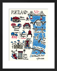 Portland by Julia Gash