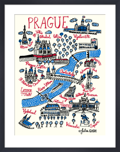 Prague by Julia Gash