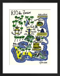Rio de Janeiro by Julia Gash