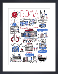 Rome by Julia Gash