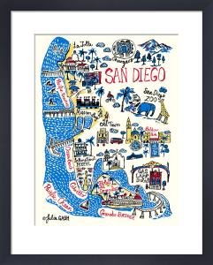 San Diego by Julia Gash