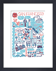 San Francisco by Julia Gash