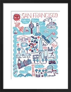San Francisco by Julia Gash