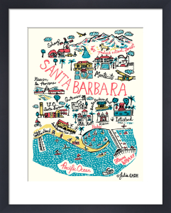 Santa Barbara by Julia Gash