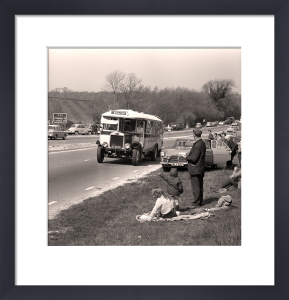 London to Brighton bus run by Anonymous