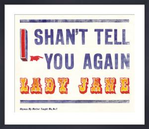 Lady Jane by Helen Ingham