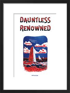 Dauntless Renowned by Helen Ingham