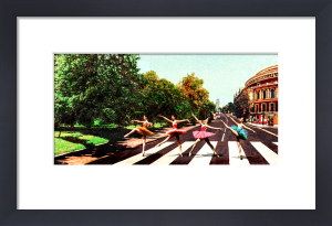 Dance in the Park by Henry Reichhold