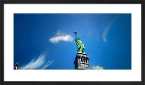 Statue of Liberty by Henry Reichhold