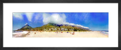 Table Mountain by Henry Reichhold