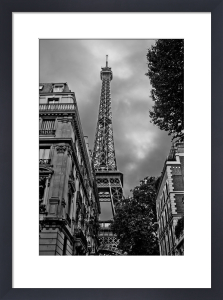Iron Lady of Paris by Julian Elliott