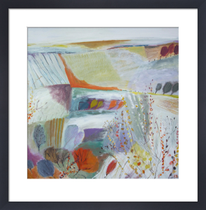 Landscape in Colour 2 by Karen Birchwood