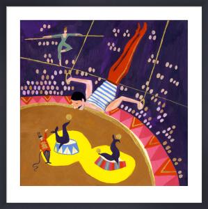 Acrobat by Louise Cunningham