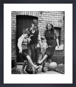 Bobby Charlton 1953 by Mirrorpix