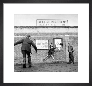 Accrington Stanley 1962 by Mirrorpix