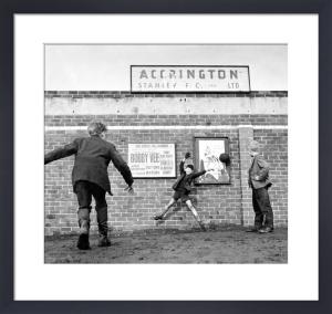 Accrington Stanley 1962 by Mirrorpix